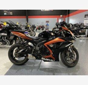 2006 Suzuki GSX-R600 for sale 200982840