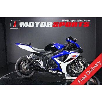 2006 Suzuki GSX-R750 for sale 200633983