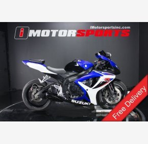 2006 Suzuki GSX-R750 for sale 200675076