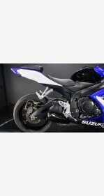 2006 Suzuki GSX-R750 for sale 200766145