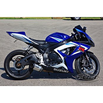 2006 Suzuki GSX-R750 for sale 200781057