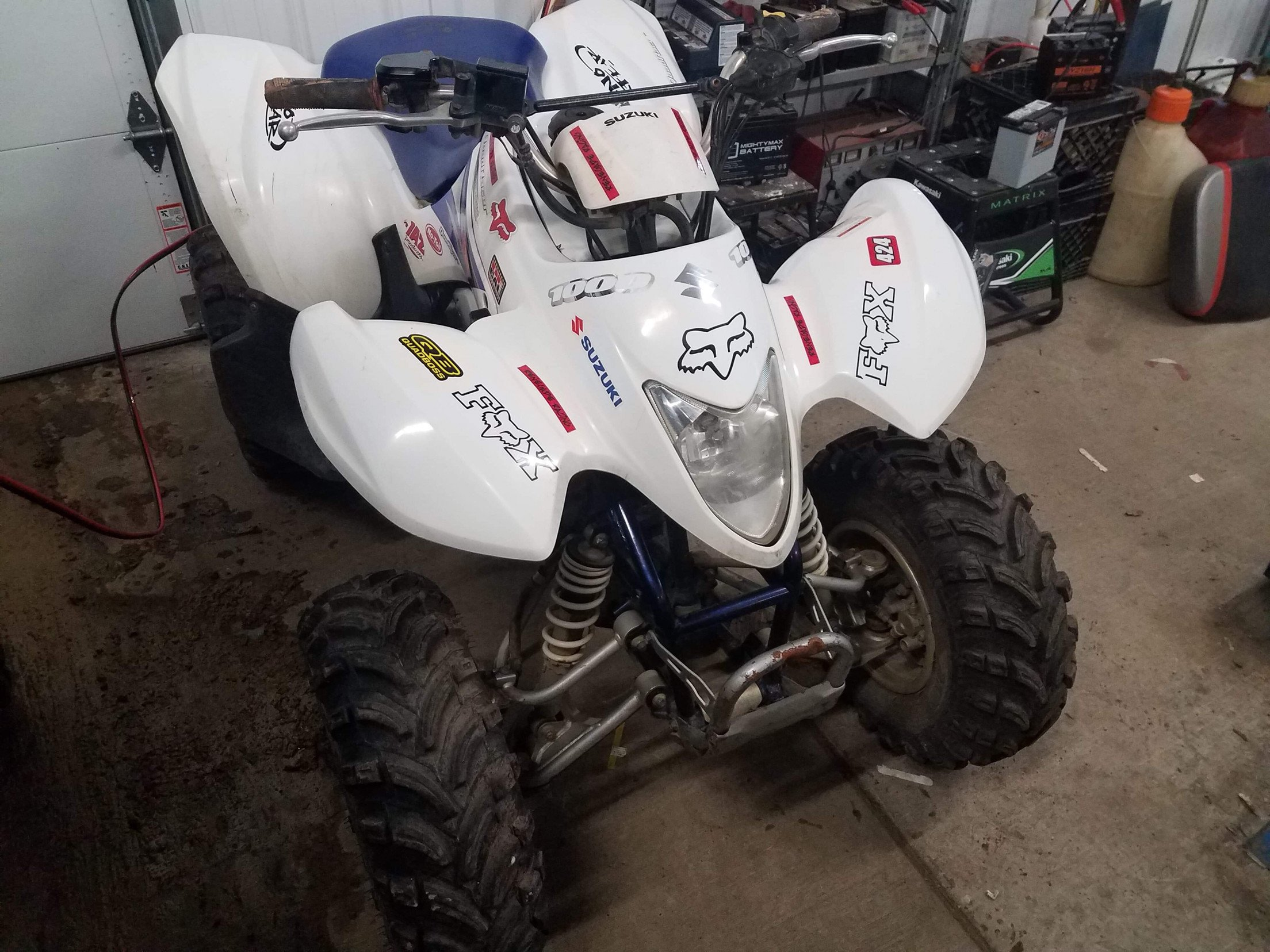 2006 Suzuki Quadsport 250 Motorcycles For Sale Motorcycles On
