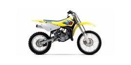 2006 Suzuki RM100 85L specifications