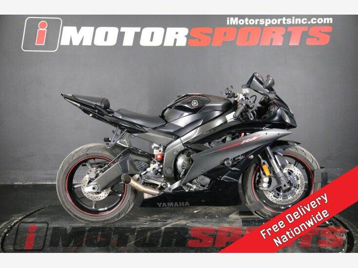 2006 Yamaha YZF-R6 for sale near Elmhurst, Illinois 60126 ...