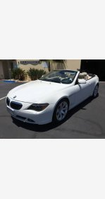 2007 BMW 650i Convertible for sale 101166213