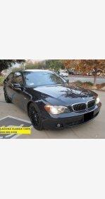 2007 BMW 750Li for sale 101236128