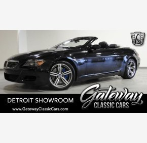 2007 BMW M6 Convertible for sale 101249187