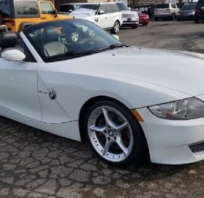 2007 BMW Z4 3.0si Roadster for sale 101257220