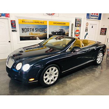 2007 Bentley Continental GTC Convertible for sale 101063602