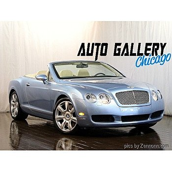 2007 Bentley Continental GTC Convertible for sale 101107101