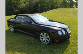 2007 Bentley Continental GTC Convertible for sale 100779324