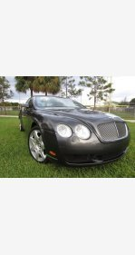 2007 Bentley Continental GT Coupe for sale 101210872