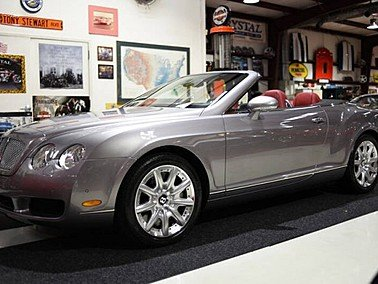 2007 Bentley Continental GTC Convertible for sale 101331958