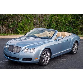 2007 Bentley Continental for sale 101612111