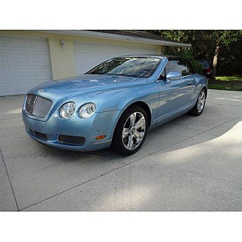 2007 Bentley Continental for sale 101352172