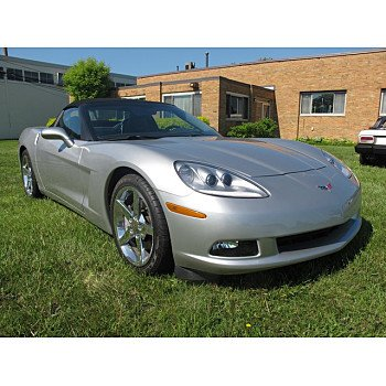 2007 Chevrolet Corvette Convertible for sale 100990445