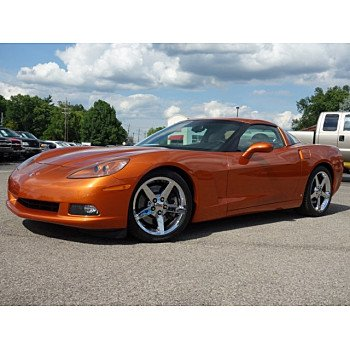 2007 Chevrolet Corvette Coupe for sale 101009507