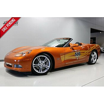 2007 Chevrolet Corvette Convertible for sale 101034742
