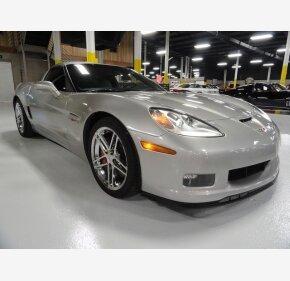 2007 Chevrolet Corvette Z06 Coupe For 100854577