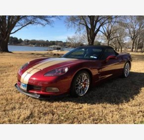 2007 Chevrolet Corvette Convertible for sale 100955810