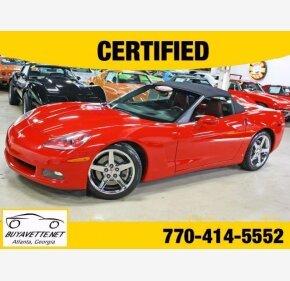 2007 Chevrolet Corvette Convertible for sale 101052911