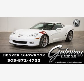 2007 Chevrolet Corvette Z06 Coupe for sale 101113114