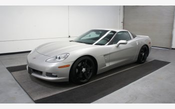 2007 Chevrolet Corvette Coupe for sale 101219852