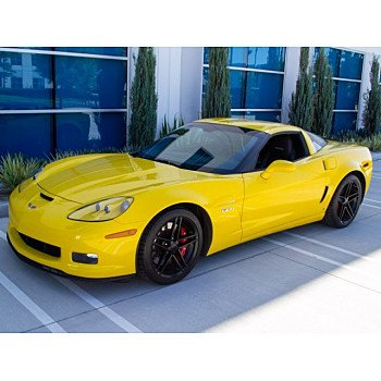 2007 Chevrolet Corvette Z06 Coupe for sale 101220038