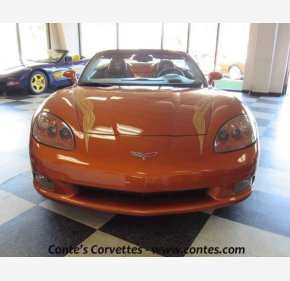 2007 Chevrolet Corvette Convertible for sale 101243515