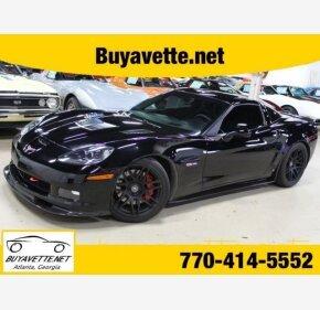 2007 Chevrolet Corvette Z06 Coupe for sale 101266080
