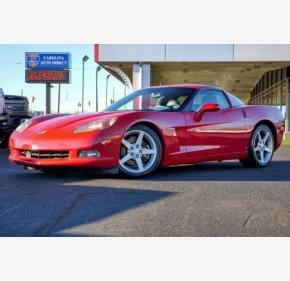 2007 Chevrolet Corvette Coupe for sale 101286397
