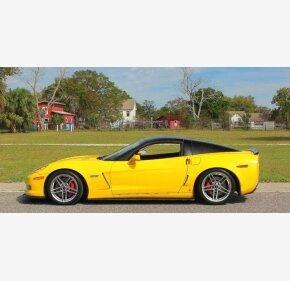 2007 Chevrolet Corvette for sale 101302313