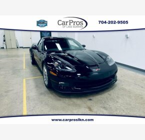 2007 Chevrolet Corvette Z06 Coupe for sale 101329837