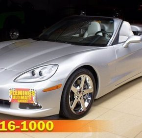 2007 Chevrolet Corvette Convertible for sale 101343443