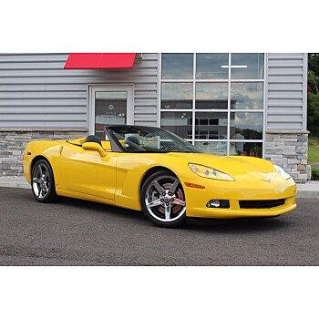 2007 Chevrolet Corvette Convertible for sale 101343502