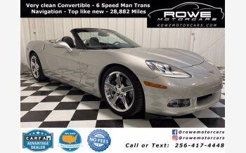 2007 Chevrolet Corvette for sale 101368795