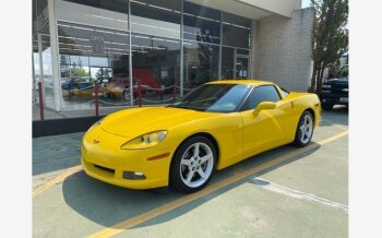 2007 Chevrolet Corvette for sale 101372430