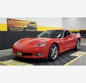 2007 Chevrolet Corvette Coupe for sale 101391525
