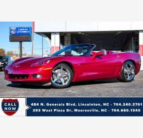 2007 Chevrolet Corvette for sale 101404928