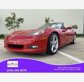 2007 Chevrolet Corvette for sale 101415430