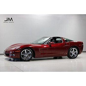2007 Chevrolet Corvette for sale 101416468