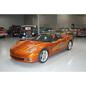 2007 Chevrolet Corvette Convertible for sale 101422695