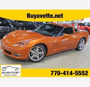 2007 Chevrolet Corvette for sale 101423886