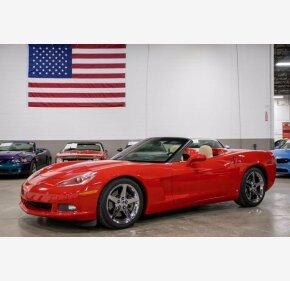 2007 Chevrolet Corvette Convertible for sale 101479012