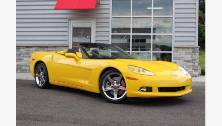 2007 Chevrolet Corvette Convertible for sale 101492807