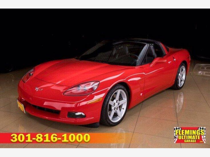 2007 Chevrolet Corvette for sale 101512804
