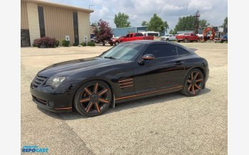 2007 Chrysler Crossfire Coupe for sale 101558259