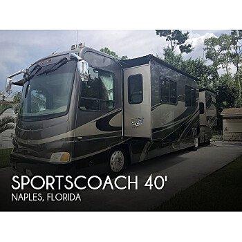 2007 Coachmen Sportscoach for sale 300197499