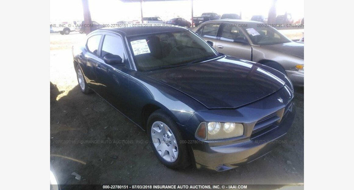 2007 Dodge Charger for sale 101015468
