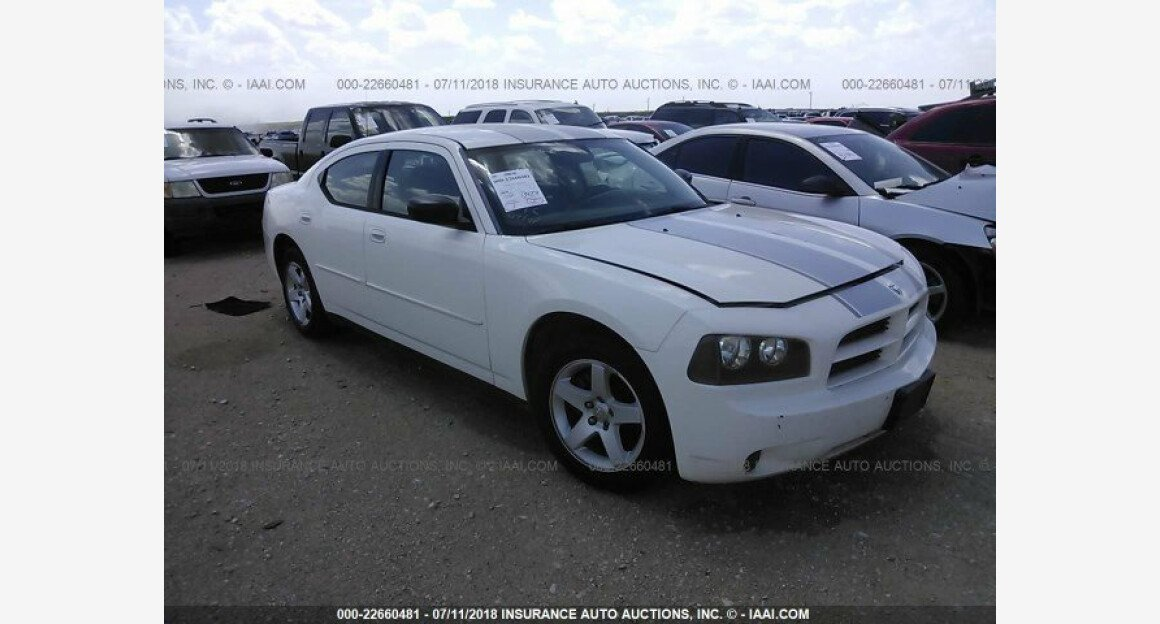2007 Dodge Charger for sale 101015488